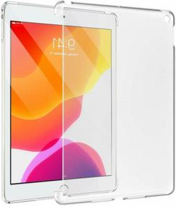 """for 2019 New iPad 10.2"""" Frost Transparent Hard Plastic Prote"""