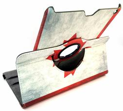 360 Degree Rotating Case Stand for New 2017 iPad and AIR 5-