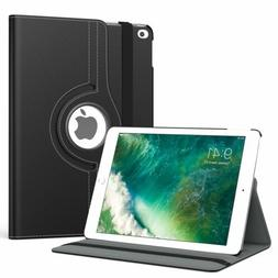 MoKo Rotatable Smart Stand Case PU Leather Protective Cover