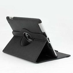4 Pack NEW Sanoxy Rotating Stand Leather Folio Case for Appl