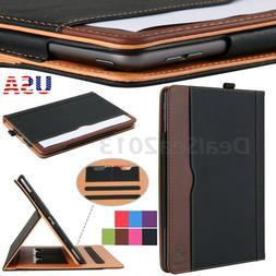 For Apple iPad 10.2 7th Generation 2019 Soft Leather Smart C