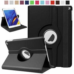 For Apple iPad 10.2''  360° Rotating Stand Smart Case Cover