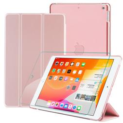 For Apple iPad 10.2 inch Cover 7th Generation Gen Case+Scree