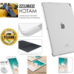 New MoKo Apple iPad Pro 12.9 Case Frosted White Tablet Acces