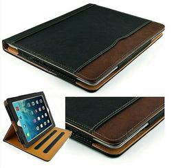 For Apple iPad 6th Gen 9.7 2018 Soft Leather Smart Cover Wal