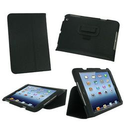 rooCASE Apple iPad Mini Folio Case Cover with Stand and Smar
