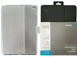 Speck Balance Folio Clear Stand Case Cover for Apple iPad 9.