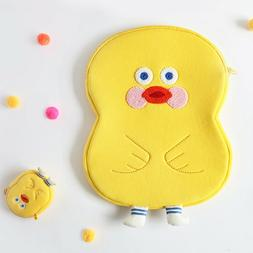 BB Duck Tablet Pouch ipad For 11in Case Bag Cover Sleeve Pro