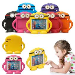 Cartoon Kids Cute EVA Shockproof Stand Case Cover For iPad 5