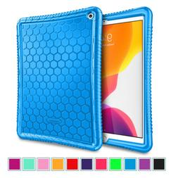 Fintie Case For iPad 7th Gen 10.2'' 2019 Shock Proof Soft Si