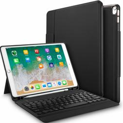 Case with Keyboard for iPad Air 10.5 3rd Gen 2019-One-Piece