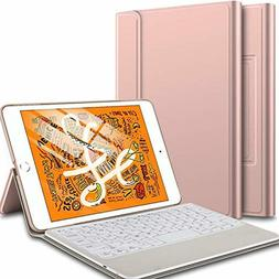 """IVSO Case with Keyboard for ipad Mini 5 7.9"""" 2019, Ultra Lig"""