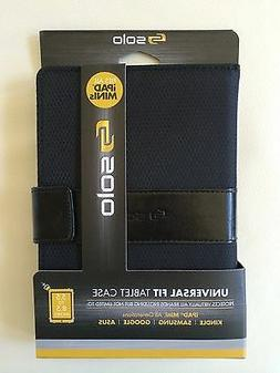 SOLO Classic Universal Fit Booklet Case and Stand for iPad M