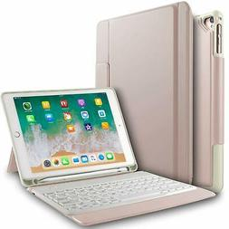 Gold Keyboard Case For iPad Air 3 Gen 10.5 2019 Pencil Slot