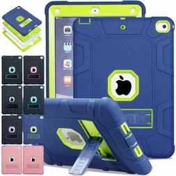 Heavy Duty Rugged Case Cover For Apple iPad 9.7 2018 6th Gen