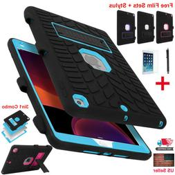 For iPad 10.2'' 2019 7th Gen Hybrid Heavy Duty Case Shockpro