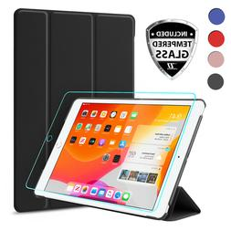 For iPad 10.2 inch 2019 7th Generation Smart Stand Case Cove