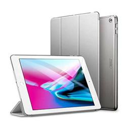 ESR iPad 11.1 Case with Trifold Magnetic Stand - Silver Gray