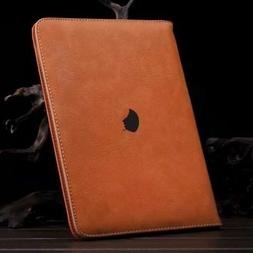 For iPad 2 3 4/ air/ air2/ mini/pro Luxury Leather Wallet Sm
