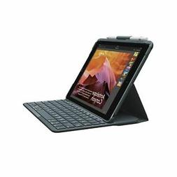 Logitech 920-009017 Cover Case with Bluetooth Keyboard for i