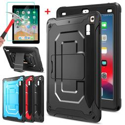"""For iPad 6th Generation 9.7"""" 2018 Shockproof Tablet Case Cov"""