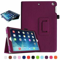 "For iPad 7th Gen 2019 10.2"" Leather Smart Stand Case Folding"