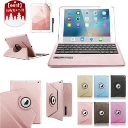 """For iPad 9.7"""" 6th Gen/2018 5th/2017 Pro Air 2/1 PU Leather C"""