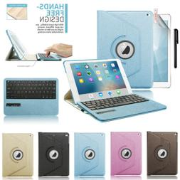 """For iPad 9.7"""" 6th Gen/2018 5th/2017 Pro Air 2/1 360 Rotating"""