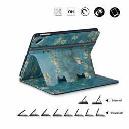 Ipad 9.7 Case,Forward/Backward Support Folding Stand,For New
