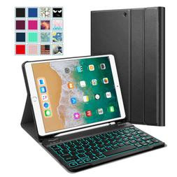 """For iPad Air 10.5"""" 3rd Gen 2019 Case Cover Stand Backlight B"""