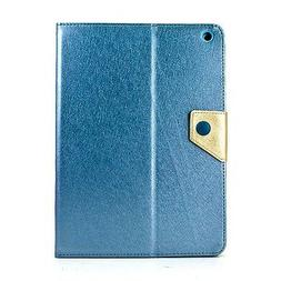 iPad Air 5 Folio Stand Smart PU Leather Case Tablet Holder,