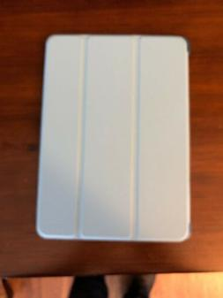 "MoKo iPad Air Case. Fits 9.7"". Light blue. New In Packagin"