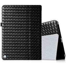 iPad Air 2 Case  - Fintie Slim Fit Leather Folio Case with A