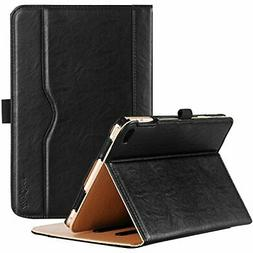 Procase iPad Mini 4 Case - Leather Stand Folio Case Cover fo
