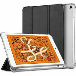 ProCase iPad Mini 5 Case 2019 with Pencil Holder, Ultra Slim