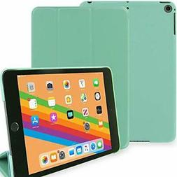 IPad Mini 5 Case KHOMO Front Back Case for Tablet Green Mint