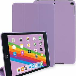 IPad Mini 5 Case KHOMO Front Back Case for Tablet Purple Lav