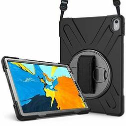 Procase iPad Pro 11 Case with Handle, 360 Degree Rotatable K