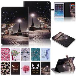 For iPad Pro 12.9 9.7 Smart Leather Cover Flip Stand Shockpr