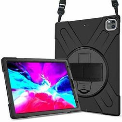 ProCase iPad Pro 12.9 Case 2020 & 2018, Rugged Heavy Dut