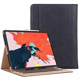Procase iPad Pro 12.9 Case 3rd Generation, Stand Folio Cover