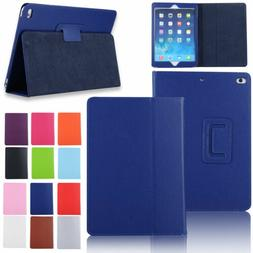 For iPad Pro 9.7 10.5 11 12.9 2018 Flip Leather Smart Protec