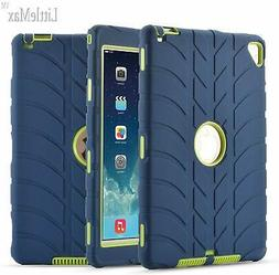 LittleMax iPad Pro 9.7/Air 2 Case - Silicone Shockproof  03