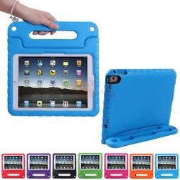 iPad Pro Kids Shock Proof Cover Handle Case Stand for Apple