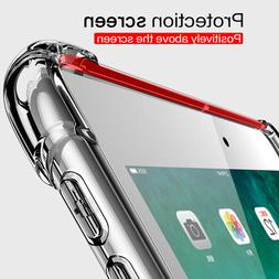 For iPad 10.2 7th Gen. 2019 Clear Shockproof Case Tablet w/