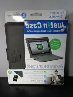 Just In Case Rechargeable Power Case designed for IPAD Recha