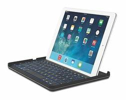 Kensington KeyCover Plus Backlit Keyboard Case for iPad Air,