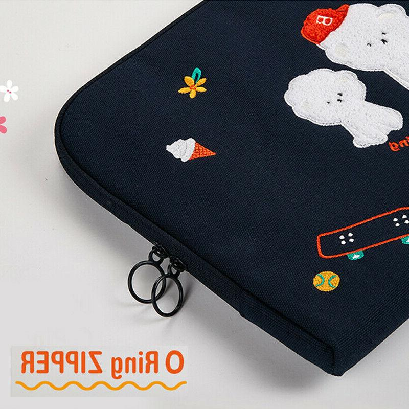 """15"""" 16"""" Laptop ipad Padded Pouch Bag"""