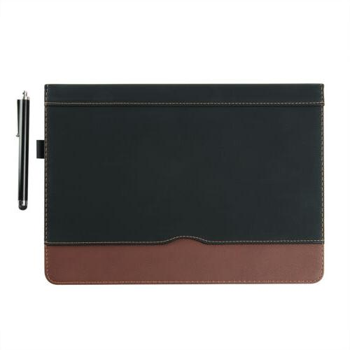 """2019 iPad 7th Generation 10.2"""" Leather Cover Wallet Folio"""