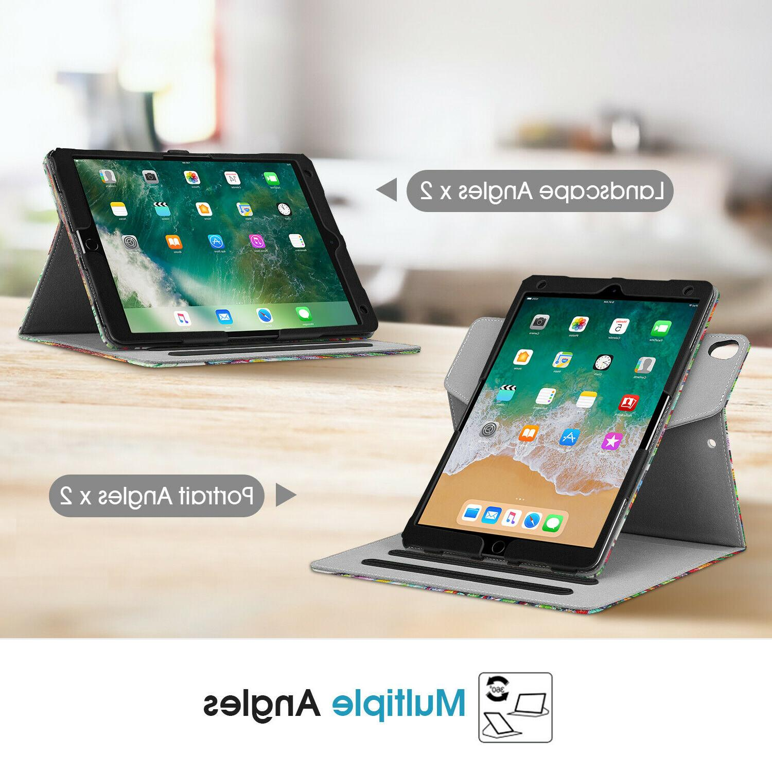 """360 Degree Rotating Stand Cover iPad Air 10.5"""" 2019"""